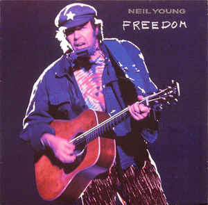 Neil Young ‎– Freedom