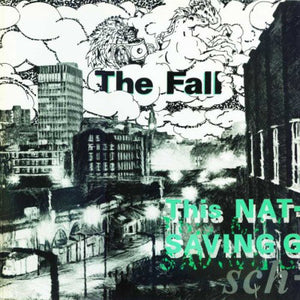 "THE FALL - THIS NATIONS SAVING GRACE ( EXPANDED EDITION) ( 12"" RECORD )"