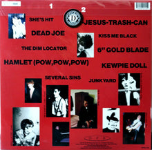 "Load image into Gallery viewer, THE BIRTHDAY PARTY - JUNKYARD ( 12"" RECORD )"