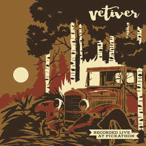 "WOLF PEOPLE - VETIVER / WOLF PEOPLE (LIVE AT PICKATHON) ( 12"" RECORD )"
