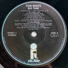 Load image into Gallery viewer, Tom Waits ‎– Big Time