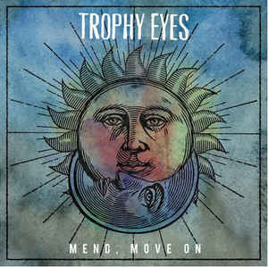 "TROPHY EYES - MEND, MOVE ON ( 12"" RECORD )"