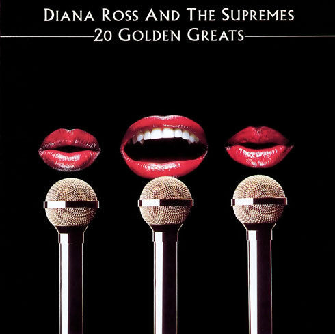 Diana Ross & The Supremes* ‎– 20 Golden Greats