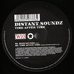 Distant Soundz ‎– Time After Time