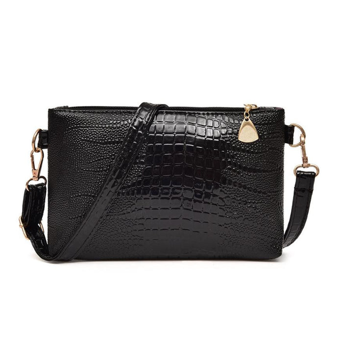 Crocodile Pattern handbag - Online Women Store