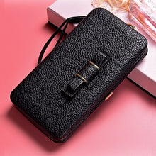 Load image into Gallery viewer, Luxury Leather Phone case - Online Women Store