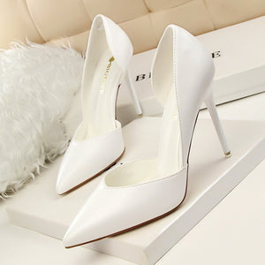 High Heels Wedding Shoes Ladies - Online Women Store
