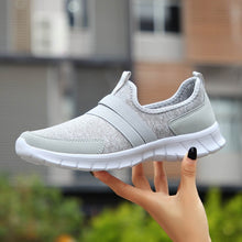 Load image into Gallery viewer, Women Sneakers Flats Couple Trainers - Online Women Store