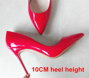 12CM Heels Wedding Shoes - Online Women Store