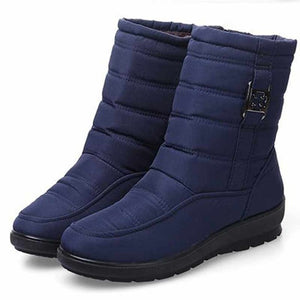 casual cozy WARM boots - Online Women Store