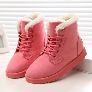 Winter Warm  Boots - Online Women Store