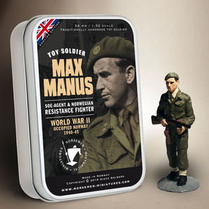 Resistance fighter Max Manus