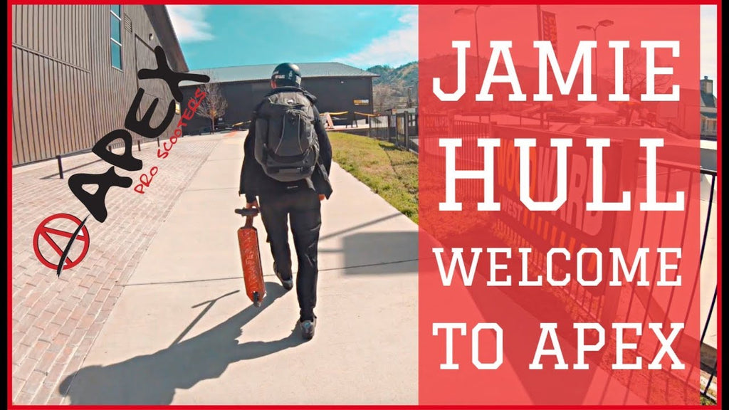 Jamie Hull | Welcome to Apex