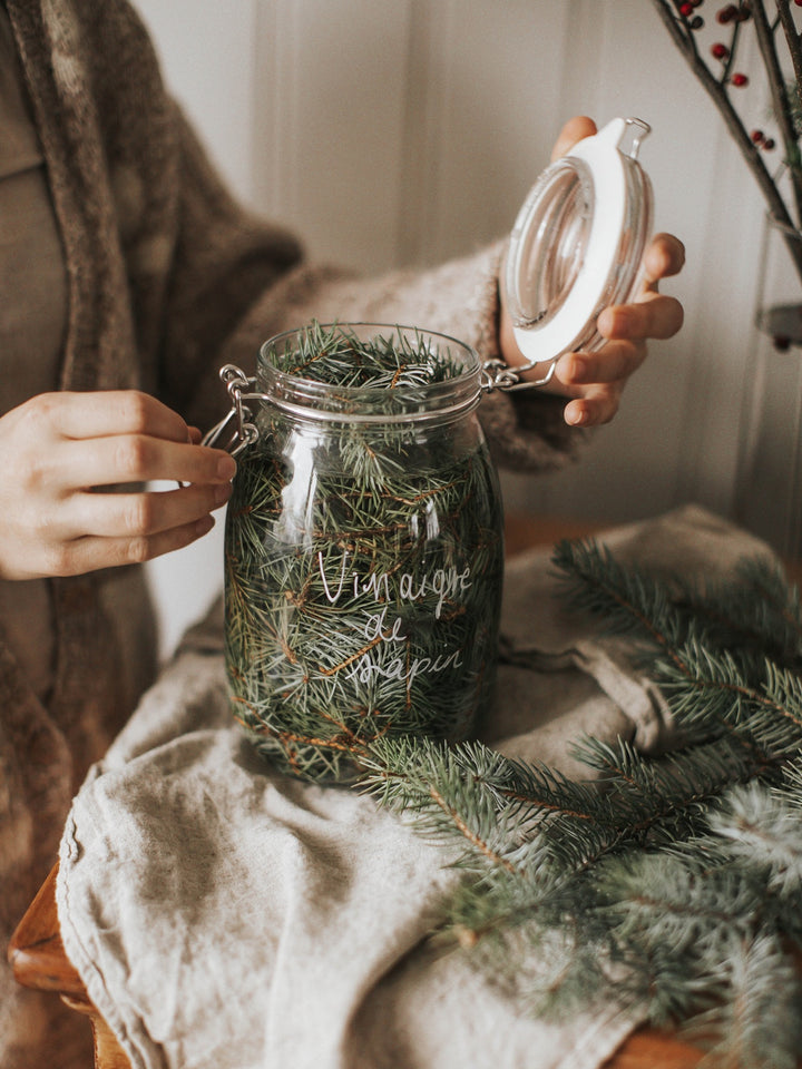 DIY all-purpose fir tree cleaner 🌲⁠