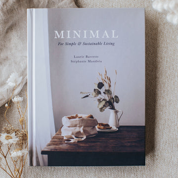 Minimal - For Simple & Sustainable Living (Version anglaise)