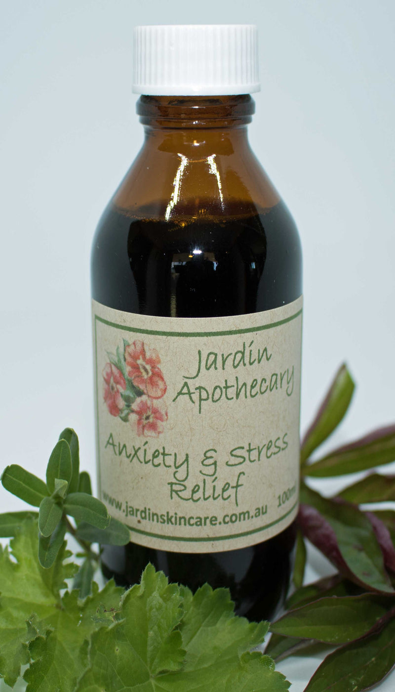 ANXIETY & STRESS RELIEF -  100ml