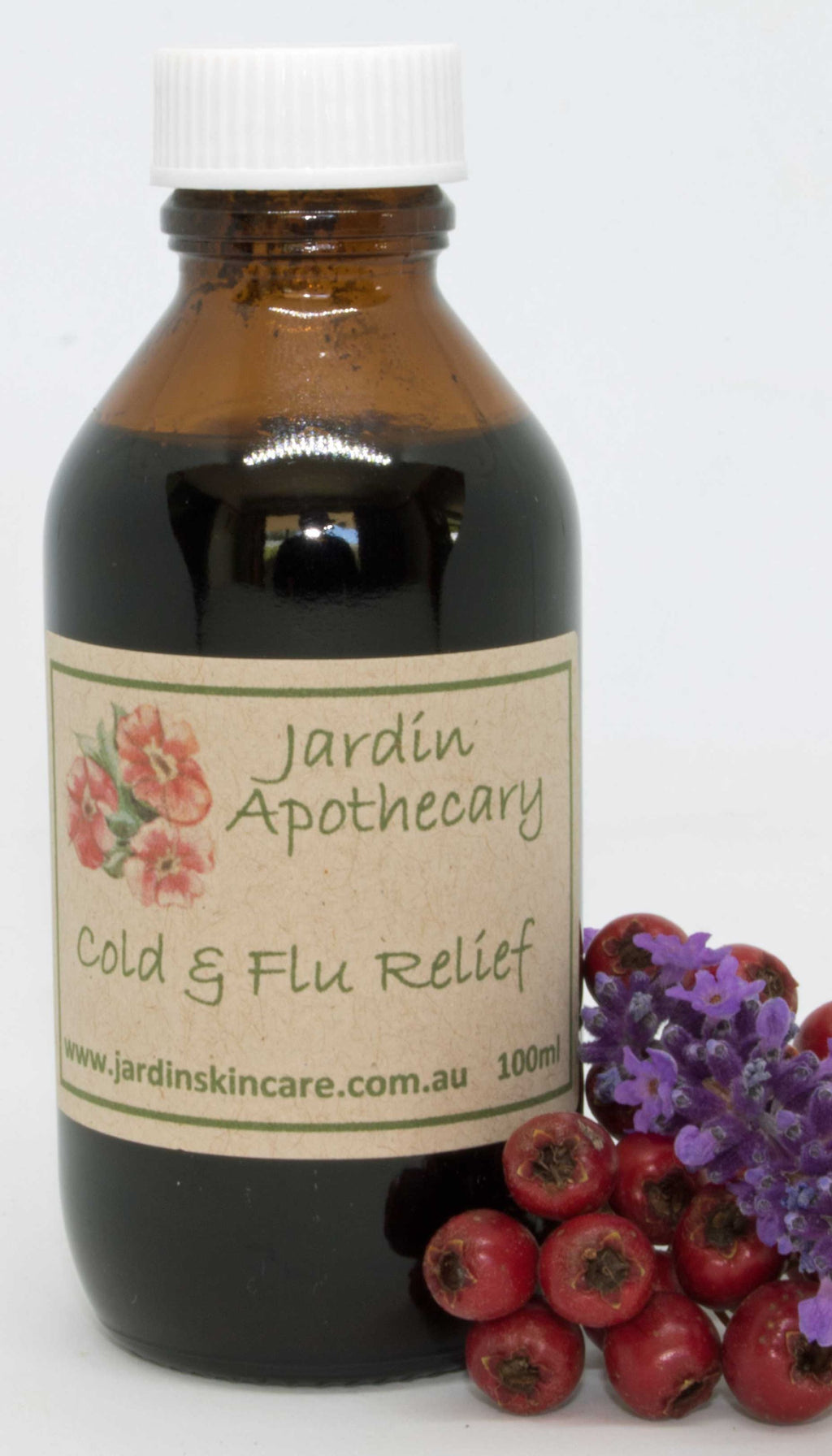 COLD & FLU RELIEF  -  100ml