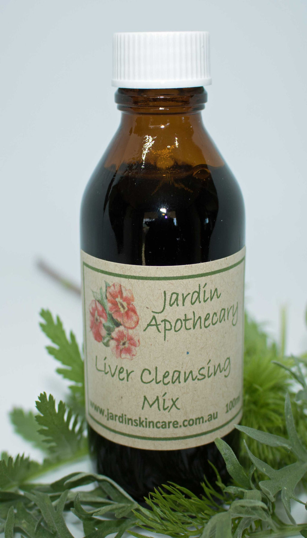 LIVER CLEANSING MIX  -  100ml