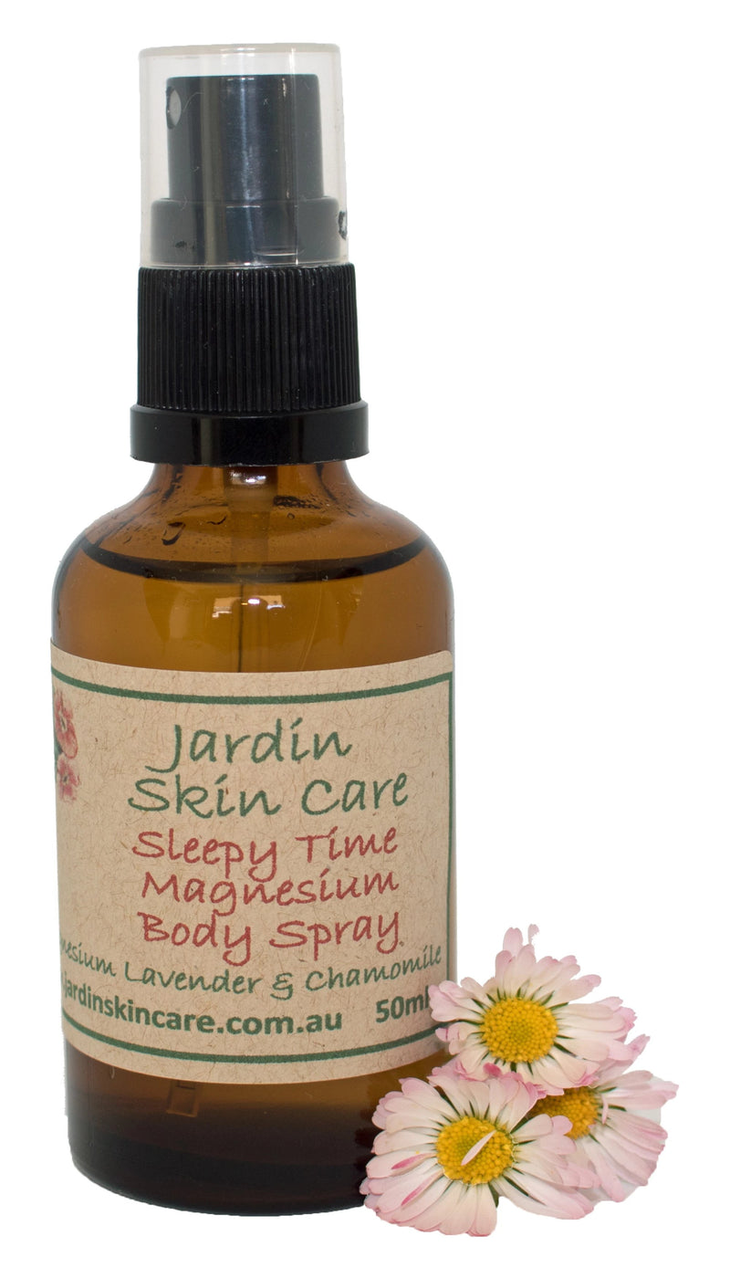 SLEEPY TIME - MAGNESIUM BODY SPRAY   -  50ml