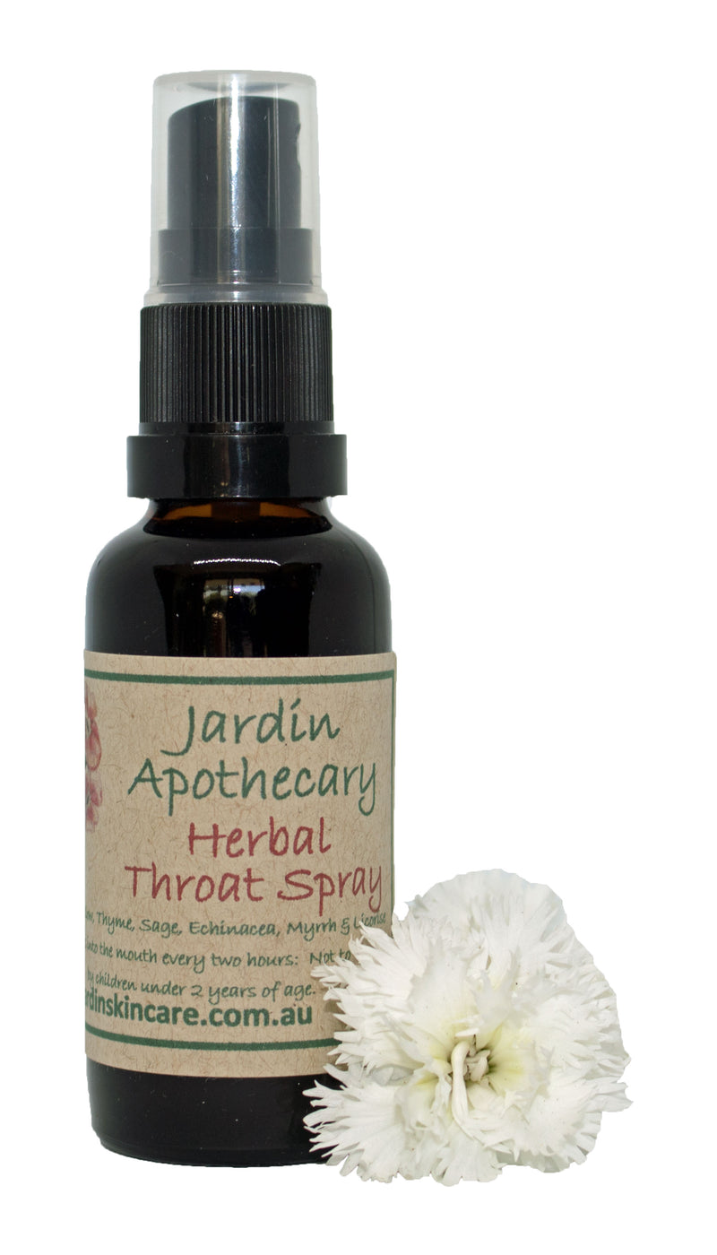 HERBAL THROAT SPRAY   -  30ml