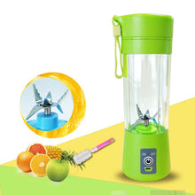 Carregar imagem no visualizador da galeria, USB Juicer Cup, Portable Juice Blender, Household Fruit Mixer