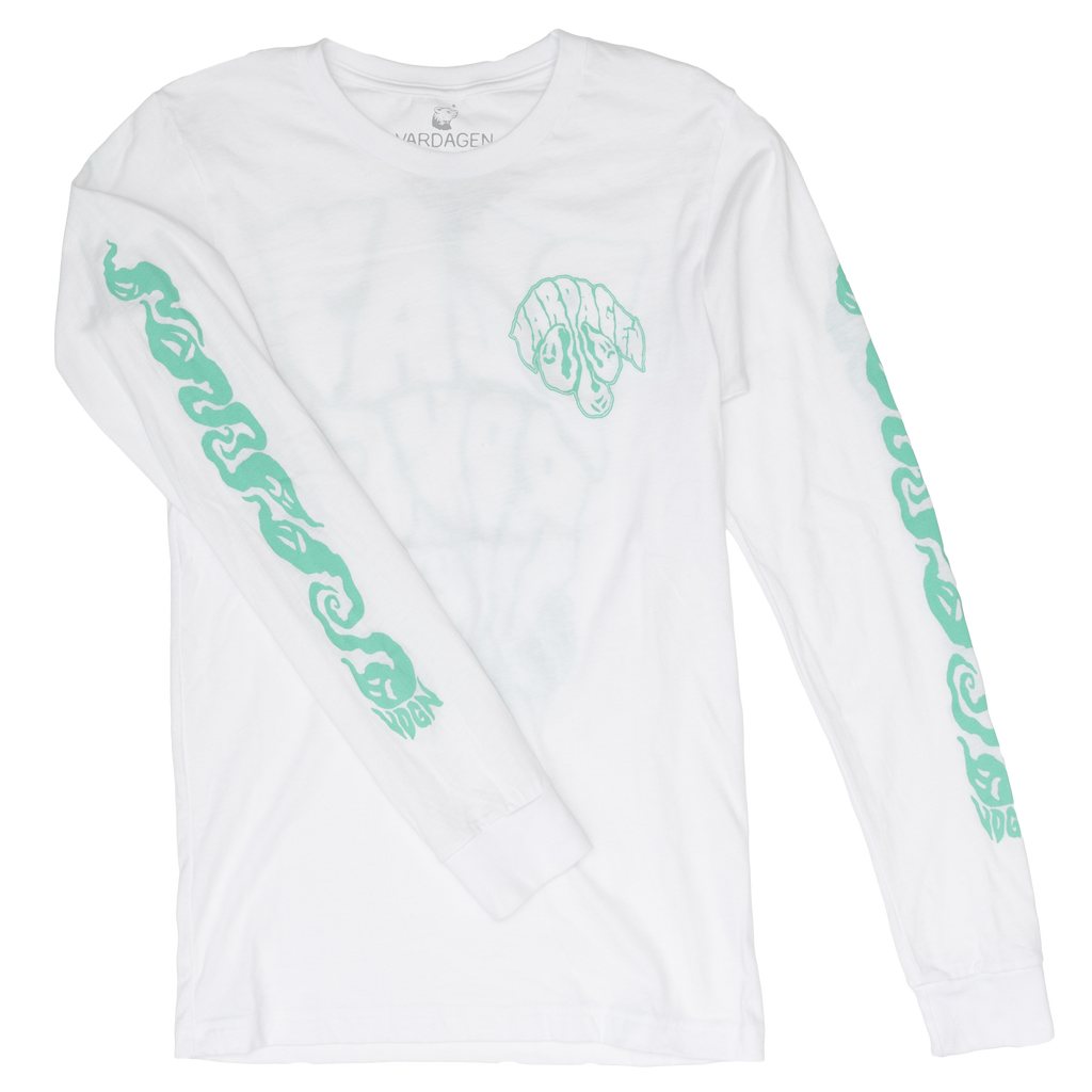 Play Rough Long Sleeve - White