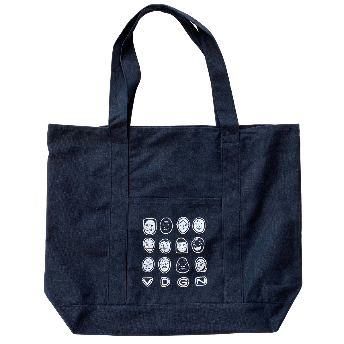 Faces Tote