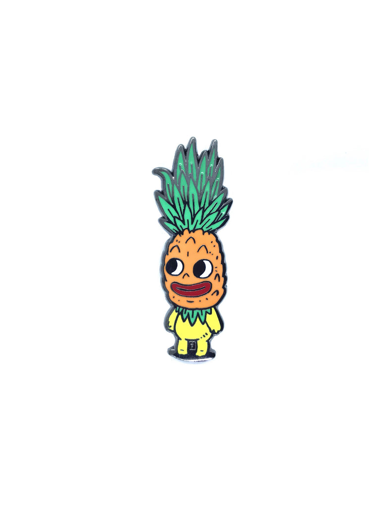 Pineapple Spirit Pin