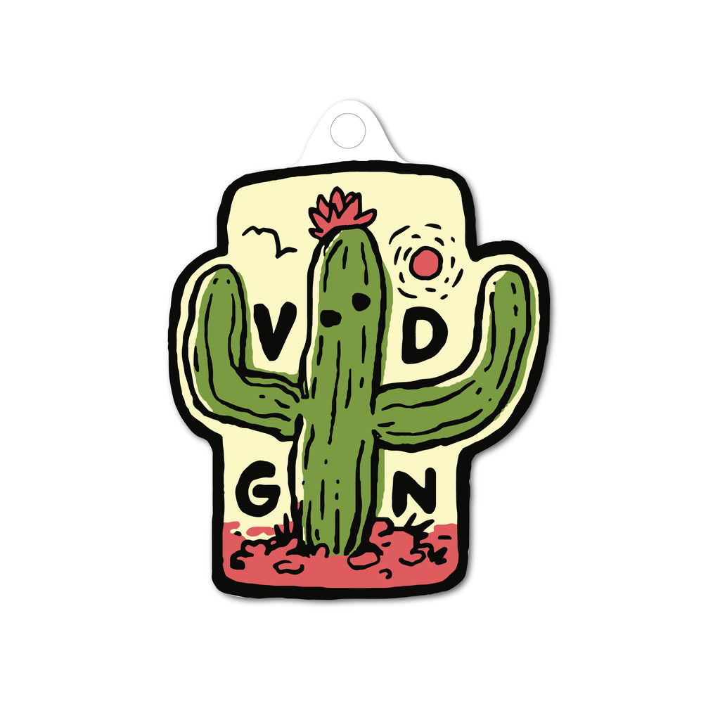Cactus Kid Sticker