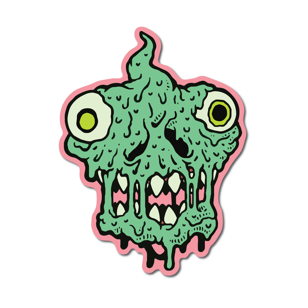 Chompkins Sticker