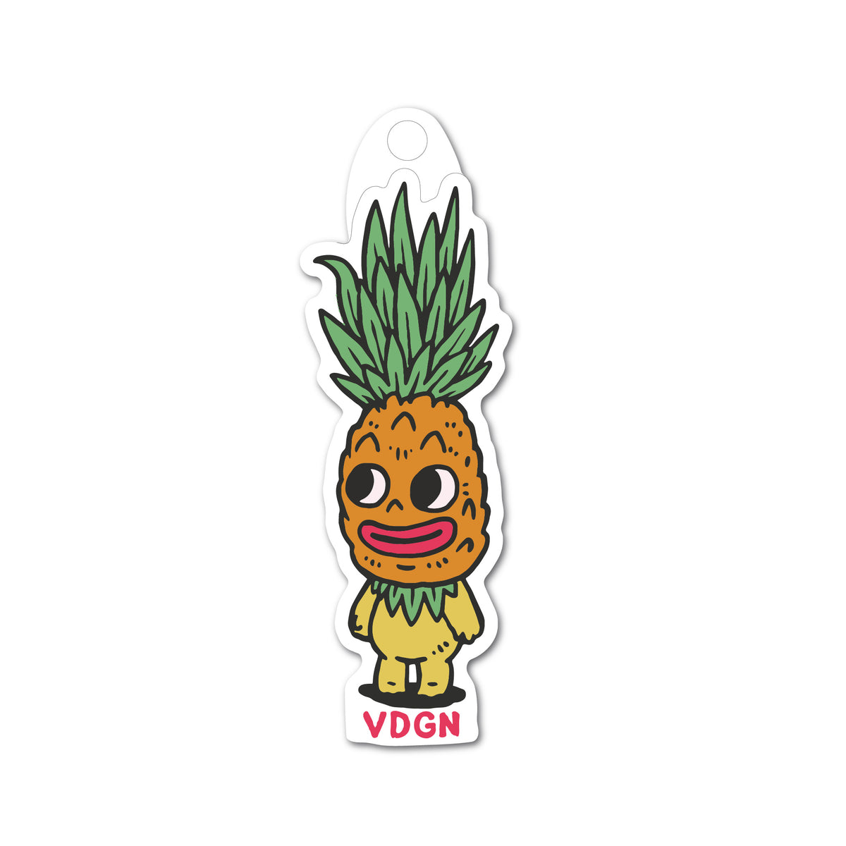 Pineapple Spirit Sticker