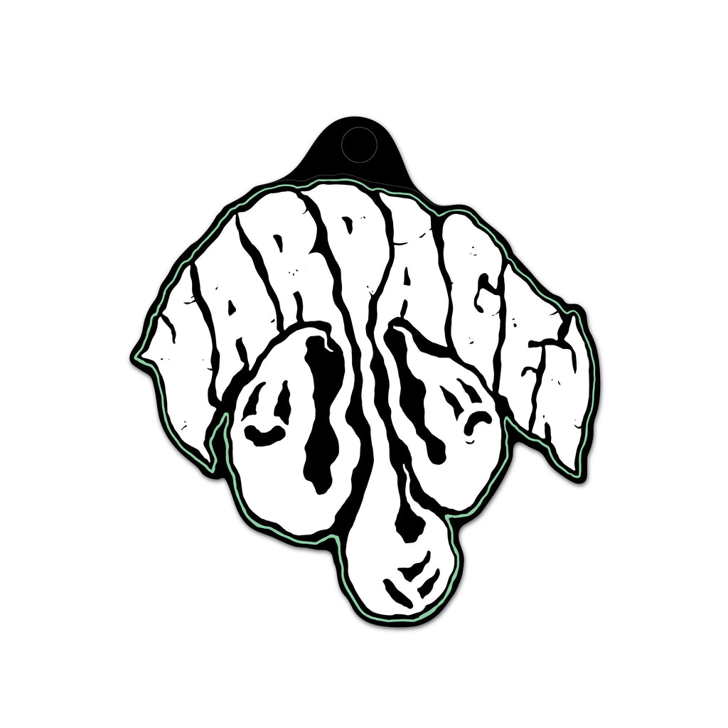 Play Rough Ghosts Sticker