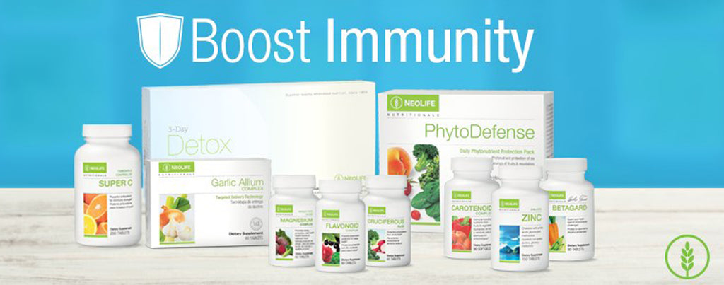 NeoLife Immune Boosting Supplements