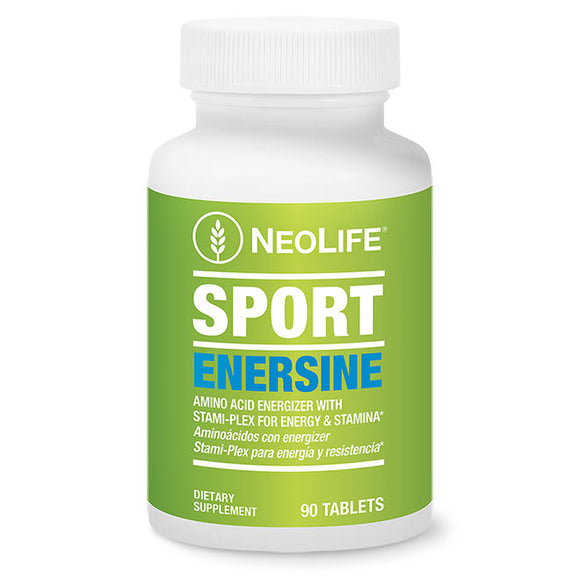 Enersine - All New! - NeoLife Vitamin Shop