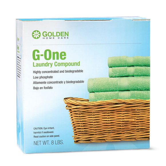 G-One Laundry Compound - 8 lbs. - NeoLife Vitamin Shop