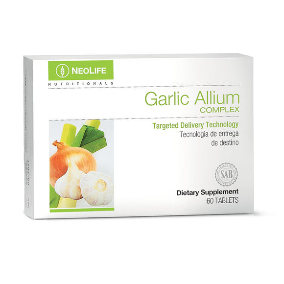 Garlic Allium Complex - NeoLife Vitamin Shop