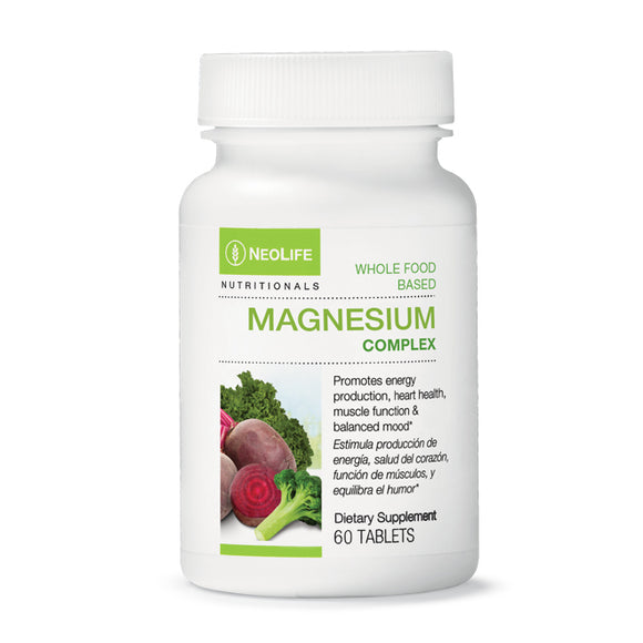 Magnesium Complex - All New! - NeoLife Vitamin Shop