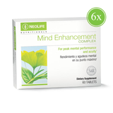 Mind Enhancement Complex - NeoLife Vitamin Shop