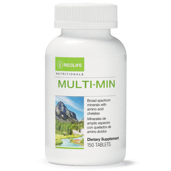Multi-Min - NeoLife Vitamin Shop