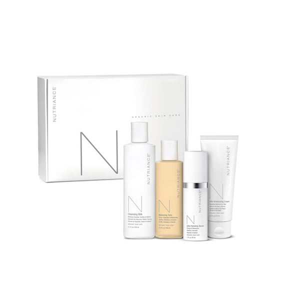 Nutriance Organic Skin Care Set - NeoLife Vitamin Shop