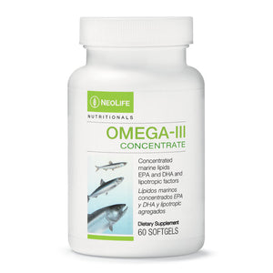 Omega-III Concentrate - NeoLife Vitamin Shop
