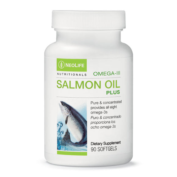 Omega-III Salmon Oil Plus - NeoLife Vitamin Shop