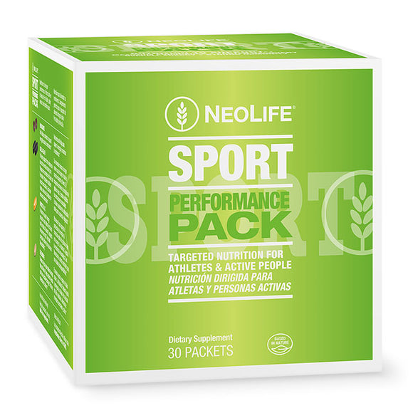 Performance Pack - All New! - NeoLife Vitamin Shop