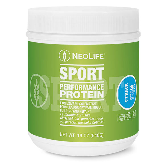 Performance Protein - NeoLife Vitamin Shop