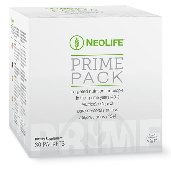 Prime Pack - All New! - NeoLife Vitamin Shop