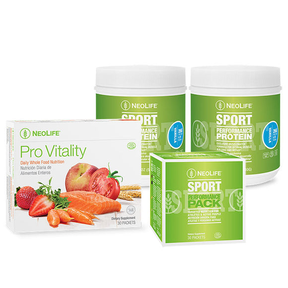 SPORT Pack - NeoLife Vitamin Shop