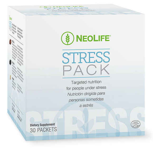Stress Pack - NeoLife Vitamin Shop