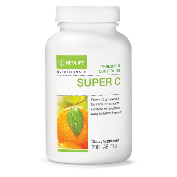Super C Threshold Control - NeoLife Vitamin Shop