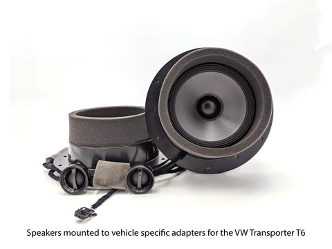 S-S65C-T6R - Front Speakers for Volkswagen Transporter T6