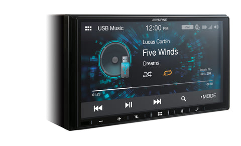 "iLX-W650BT - 7"" Digital Media Station"